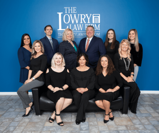 The Lowry Law Firm team, serving Jefferson County